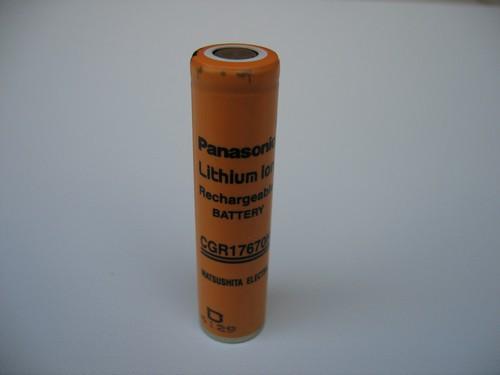17670   Li-ion akumulátory