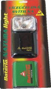3R12 | Viacúčelové svietidlá BATERIA NATURA Light.