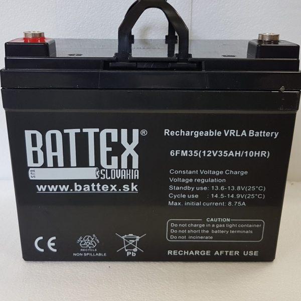 BATTEX 6FM35 | Olovené akumulátory BATTEX