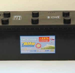 ALFA 12V/180Ah | Autobatérie
