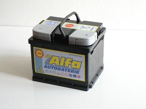 ALFA 12V/40Ah   Autobatérie