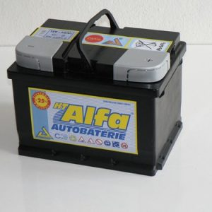 ALFA 12V/55Ah | Autobatérie