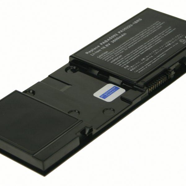 Batéria do notebooku Toshiba Portege R400 Tablet PC