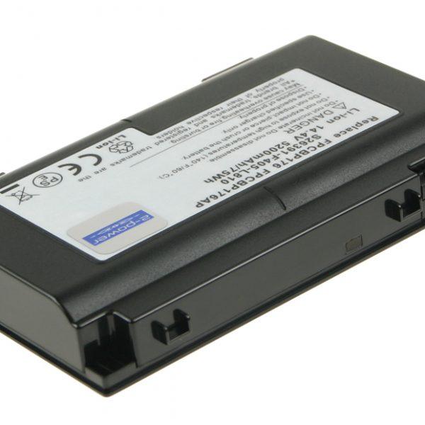 Batéria do notebooku Fujitsu Siemens LifeBook E8410
