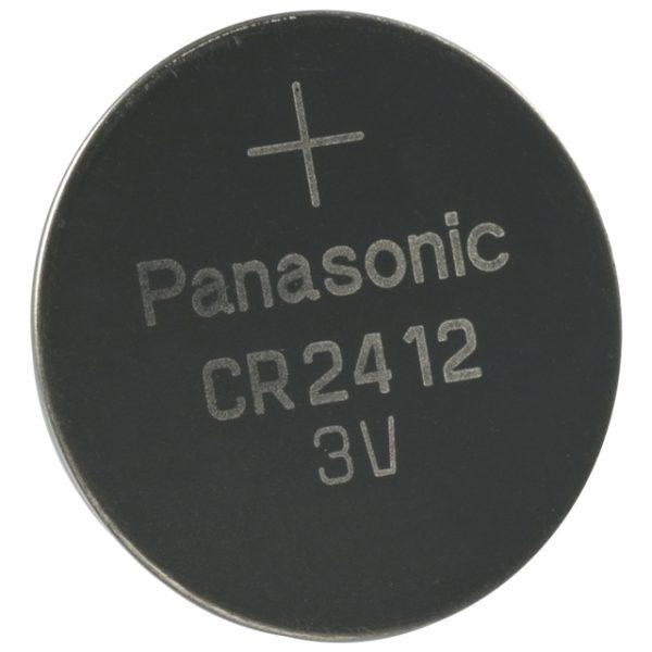 CR 2412 | Lithiové gombíkové batérie