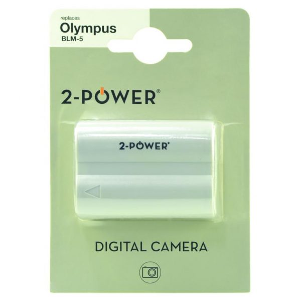 Batéria do fotoaparátu Olympus BLM-5