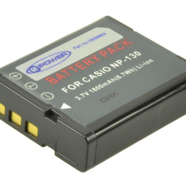 Batéria do fotoaparátu Replacement for Casio NP-130