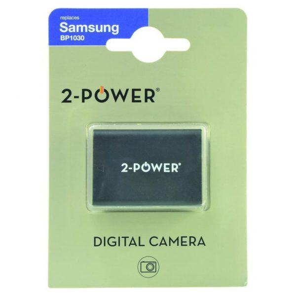 Batéria do fotoaparátu Replacement for Samsung BP1030