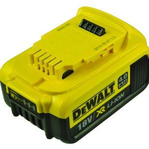 Nové batérie do aku náradia DeWalt DCB182 XR