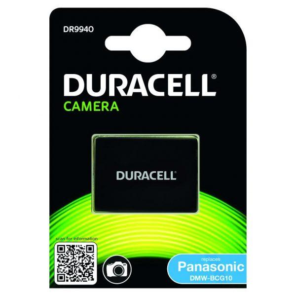 Batéria do fotoaparátu Replaces Panasonic DMW-BCG10