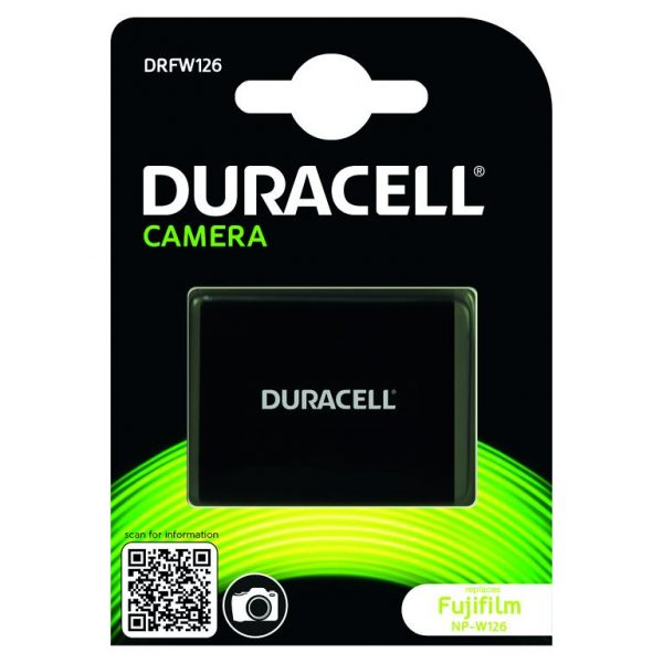 Batéria do fotoaparátu FujiFilm NP-W126