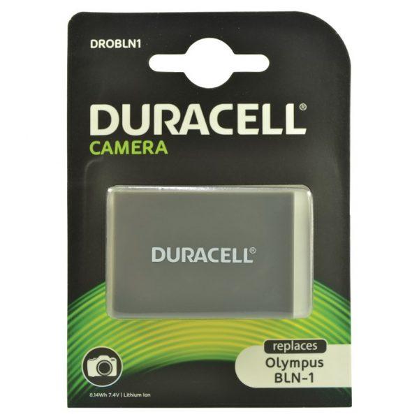 Batéria do fotoaparátu Duracell Replacement Olympus BLN-1