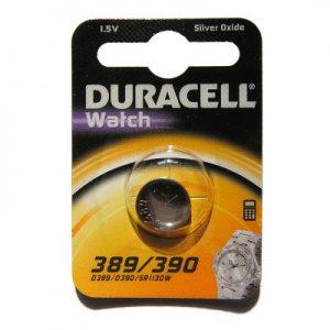 Duracell D389/390   Primárne batérie Duracell