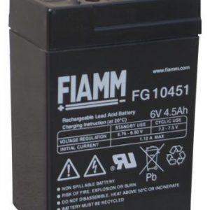 Fiamm FG10451 | Olovené akumulátory Fiamm