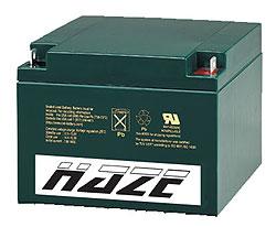 HAZE HZB 12-26 | Olovené akumulátory Haze