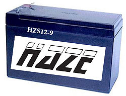 HAZE HZS 12-9 | Olovené akumulátory Haze