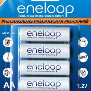 Sanyo Eneloop AA 2000 mAh | Prednabité akumulátory