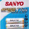Sanyo HR-3U 1700mAh NiMH HT (AA / 1700 mAh)