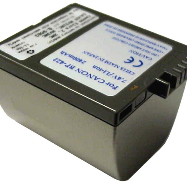 Batéria do videokamery Canon BP-406