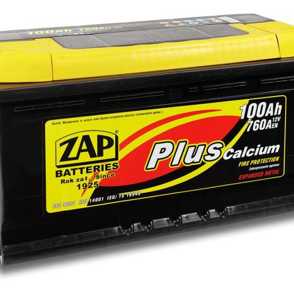 ZAP 12V/100Ah   Autobatérie