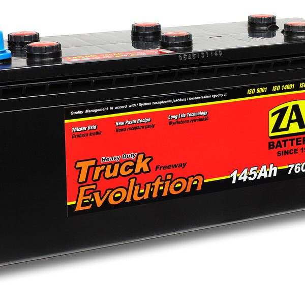 ZAP 12V/145Ah | Autobatérie