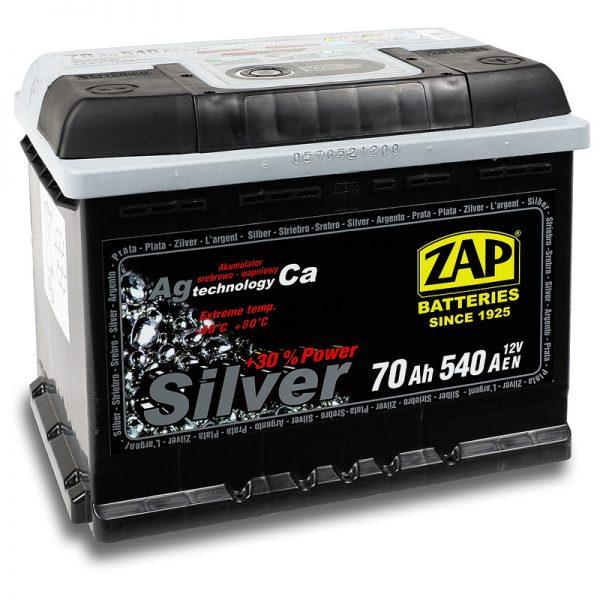 ZAP 12V/70Ah   Autobatérie